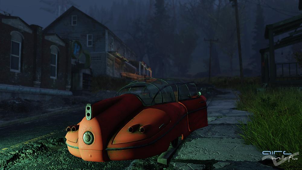 Morgantown street_Fallout76_Aire Mille Flux